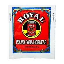 Polvo de Hornear Royal  Sobre x 20 GR.