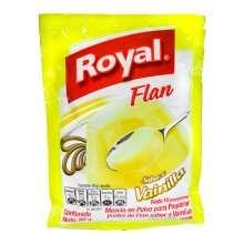 Flan de Vainilla Royal Bolsa  80 g