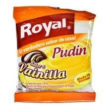 Pudín de Vainilla Royal Bolsa x 110 GR.