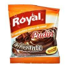 Pudín de Chocolate Royal Bolsa 110 g